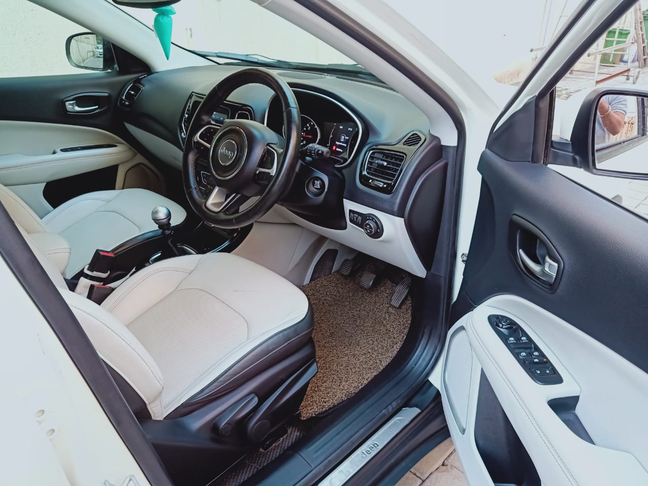 2017 Used JEEP COMPASS LIMITED 2.0 DIESEL