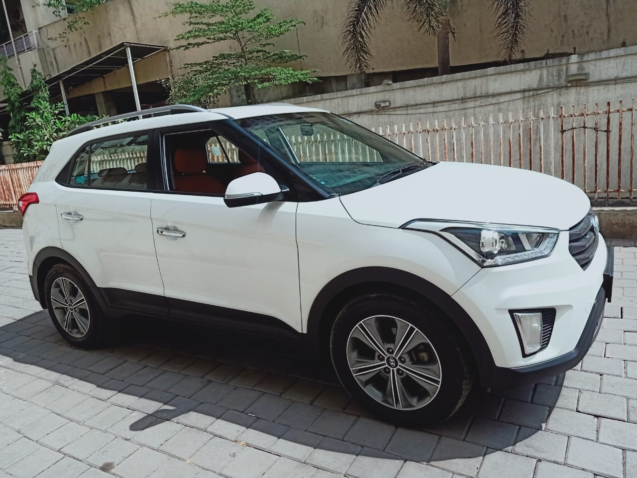 2016 Used HYUNDAI CRETA 1.6 SX PLUS AT PETROL