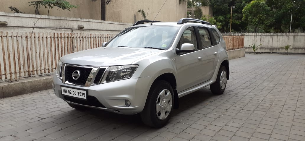 2014 Used NISSAN TERRANO XL 1.5 85 PS (D)