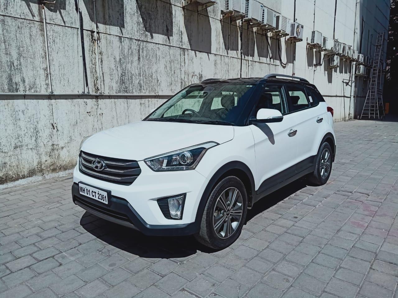 2017 Used Hyundai Creta 1.6 VTVT SX PLUS
