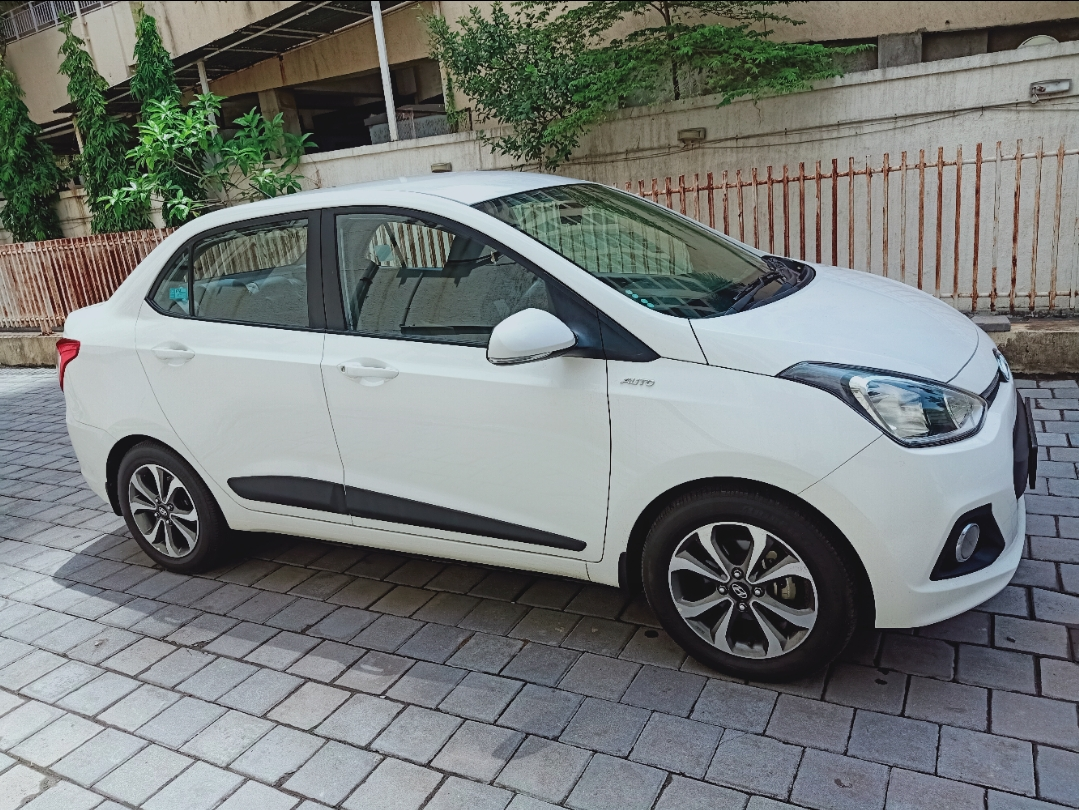 2016 Used HYUNDAI XCENT S AT 1.2 OPT