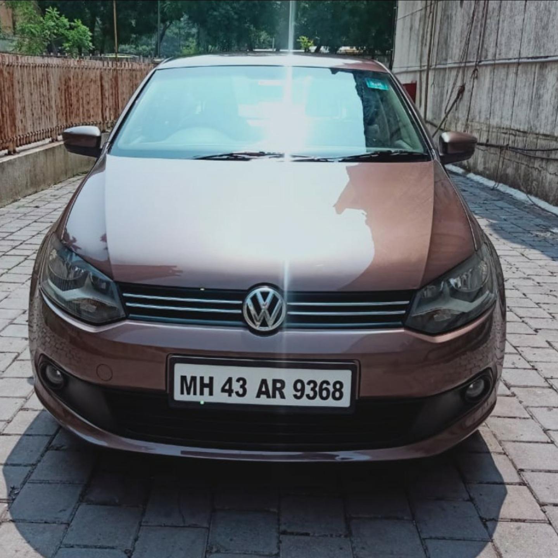 2015 Used Volkswagen Vento COMFORTLINE 1.6 PETROL