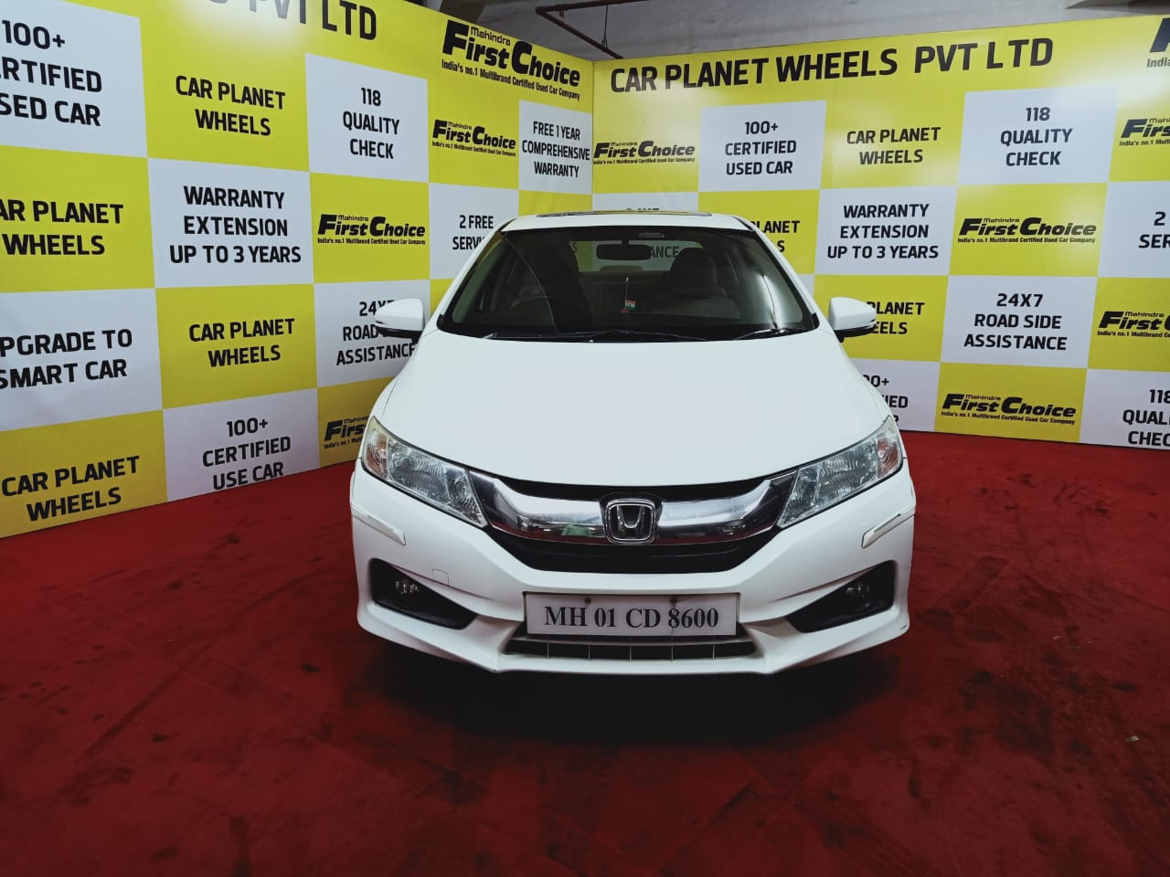 2015 Used HONDA CITY 1.5 VX CVT