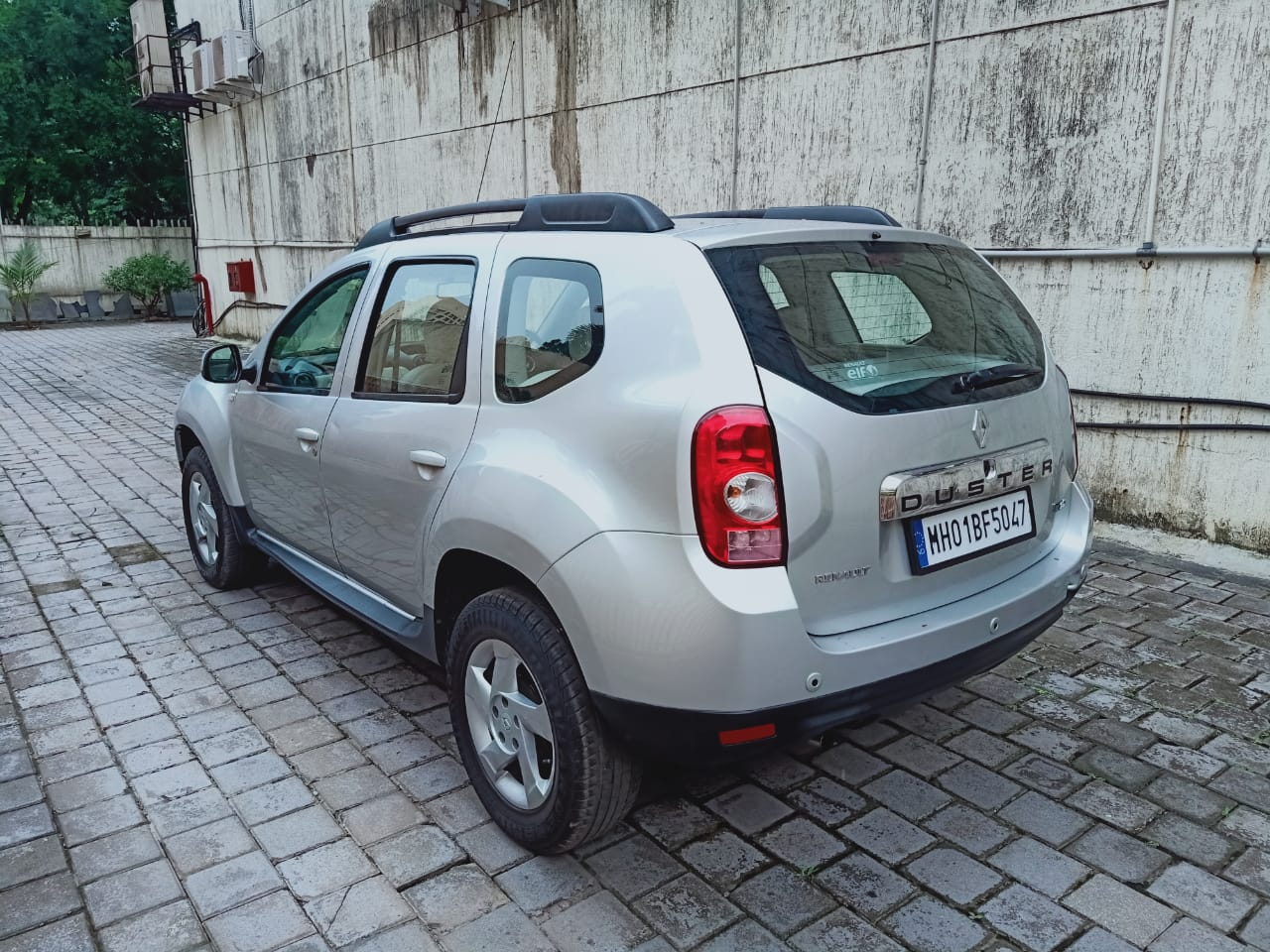 2012 Used RENAULT DUSTER 85 PS RXL OPT