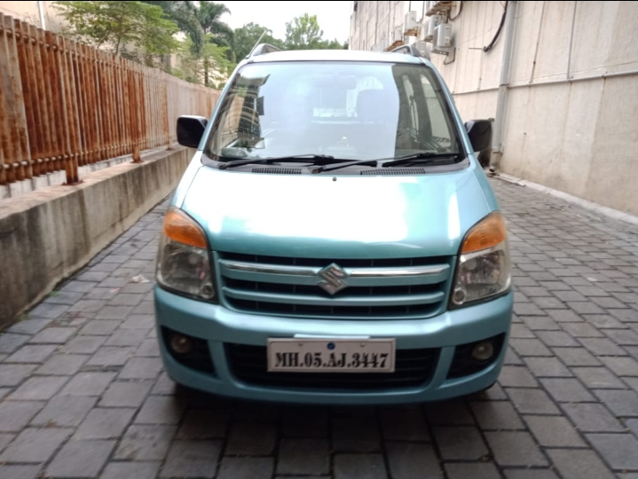 2008 Used MARUTI SUZUKI WAGON R VXI MINOR