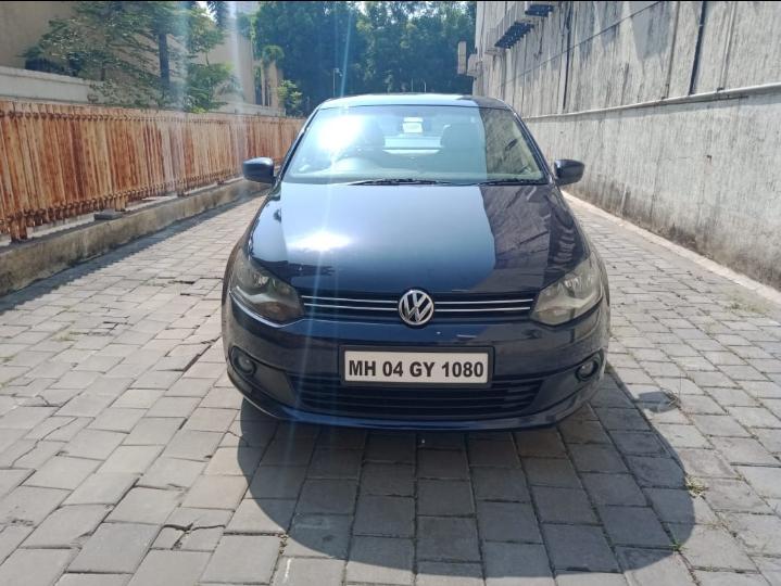 2015 Used Volkswagen Vento HIGHLINE 1.2 PETROL AT