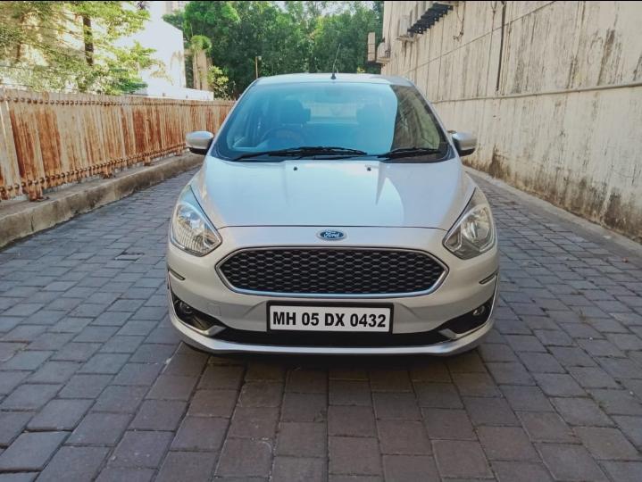 2018 Used Ford Figo Aspire TITANIUM +  1.5