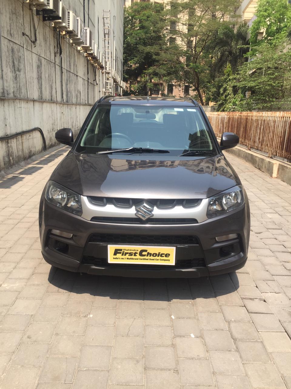 2017 Used Maruti Suzuki Vitara Brezza VDi