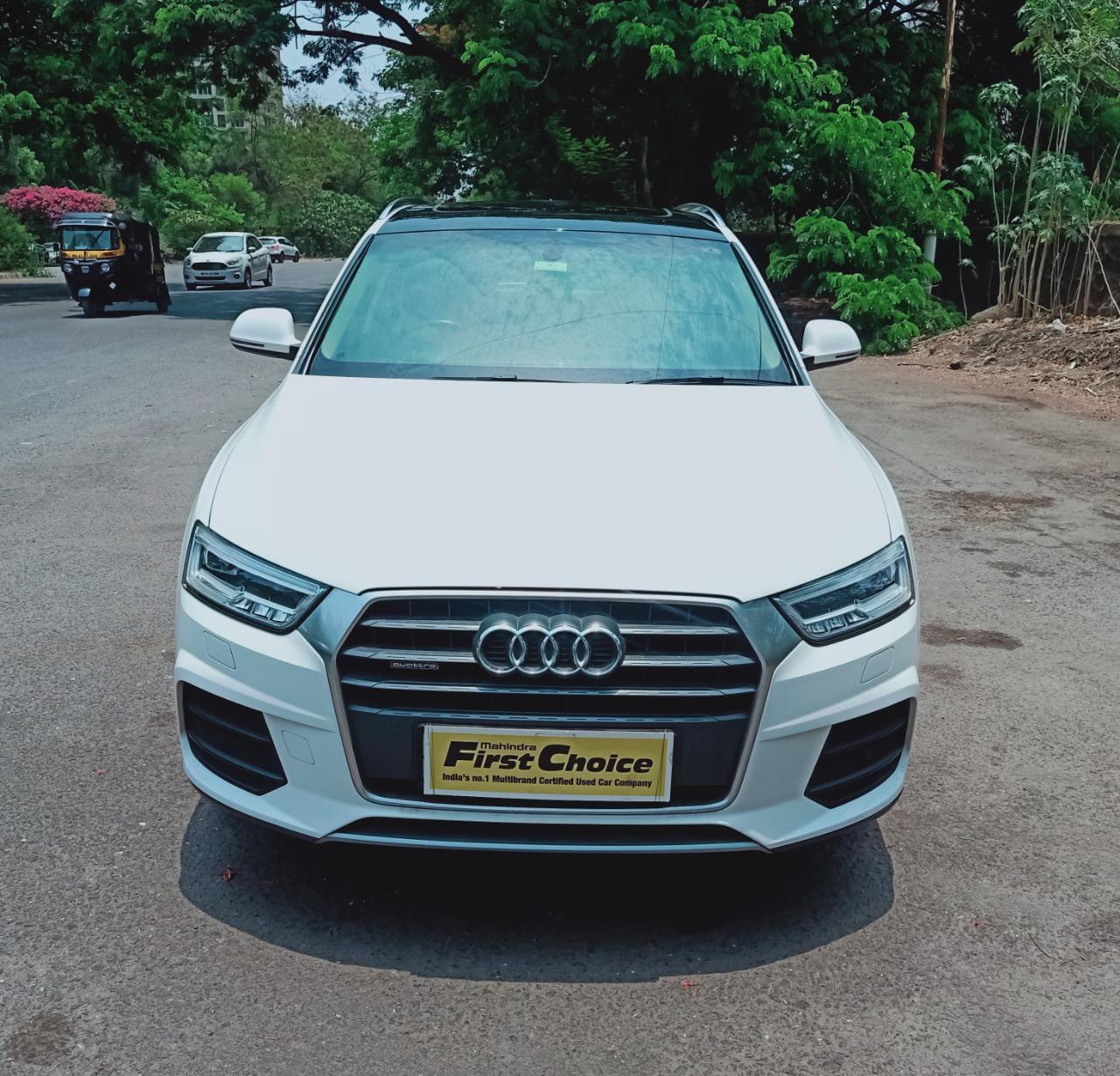 2016 Used Audi Q3 2.0 TDI QUATTRO