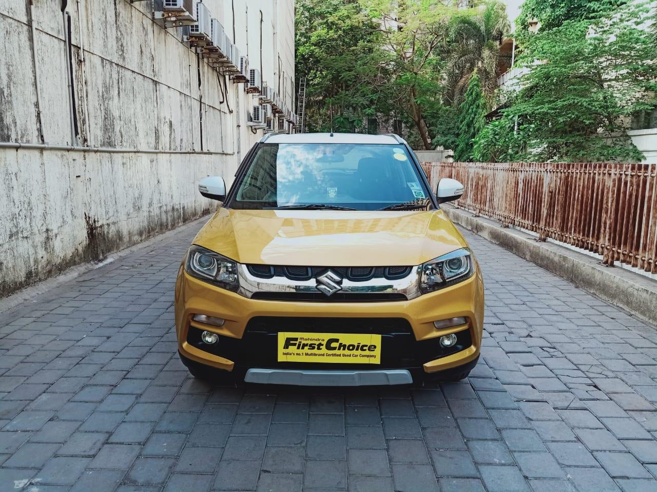 2018 Used Maruti Suzuki Vitara Brezza ZDi+