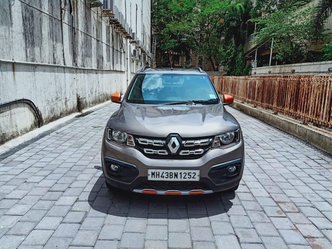 2018 Used Renault Kwid CLIMBER 1.0 AMT