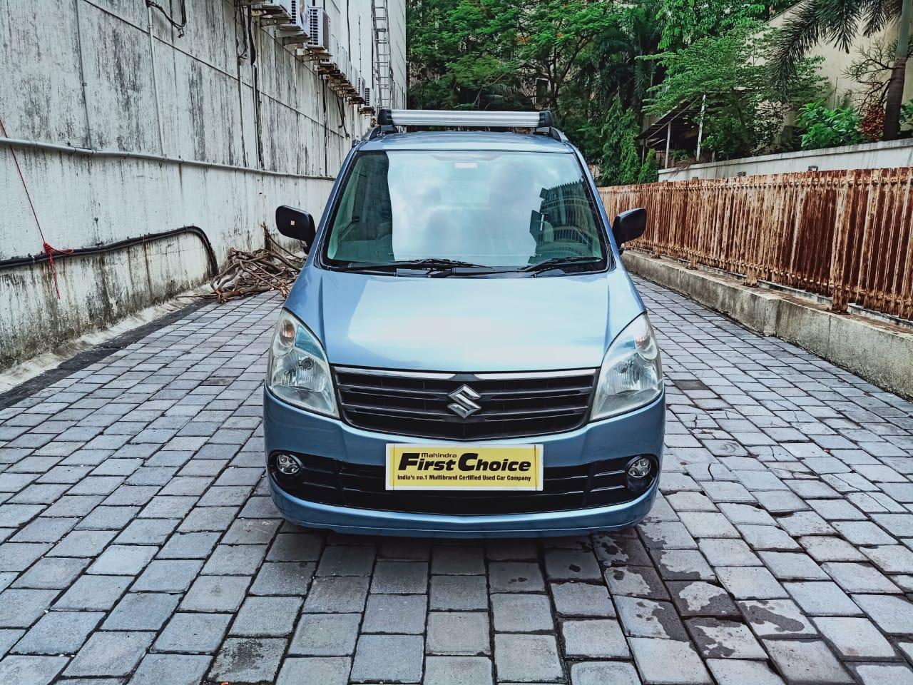2011 Used Maruti Suzuki Wagon R 1.0 LXI CNG
