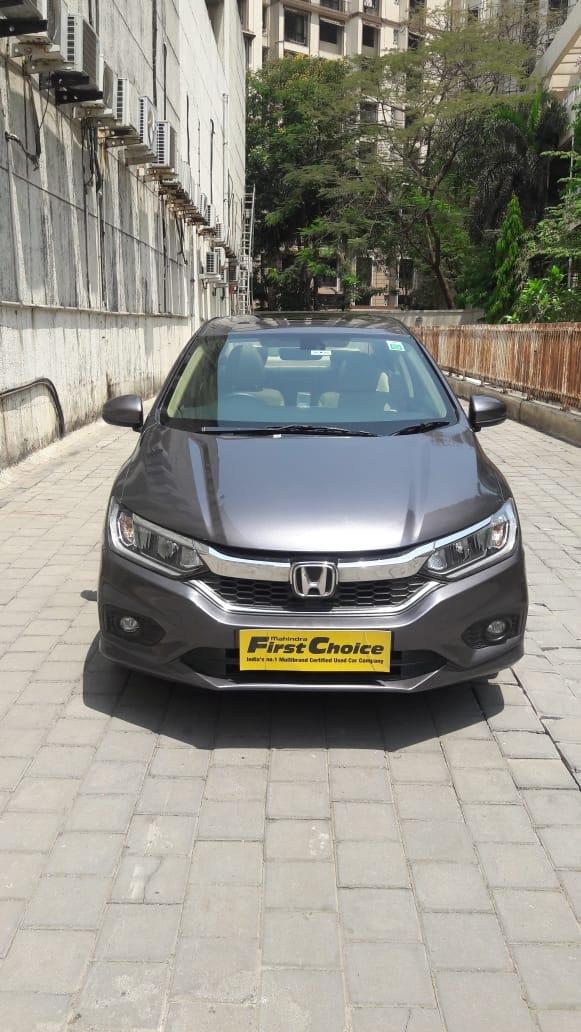 2017 Used Honda City ZX CVT PETROL