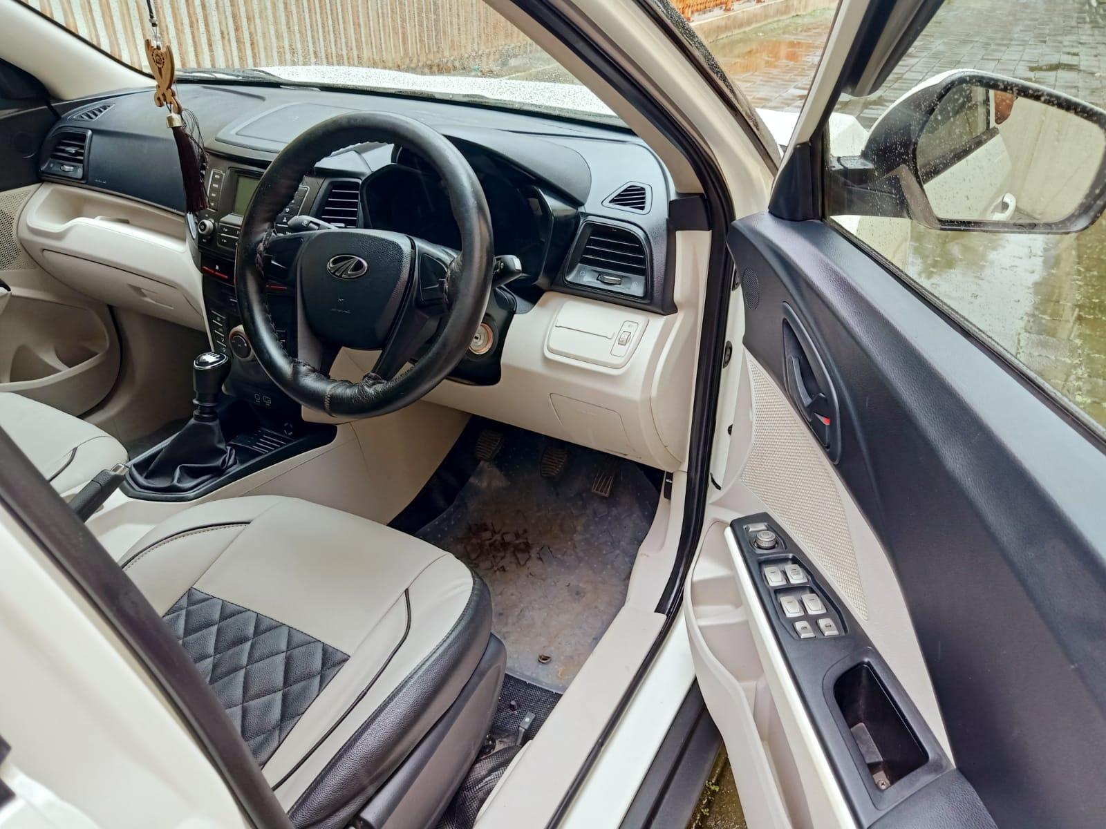 2019 Used MAHINDRA XUV300 W4 DIESEL
