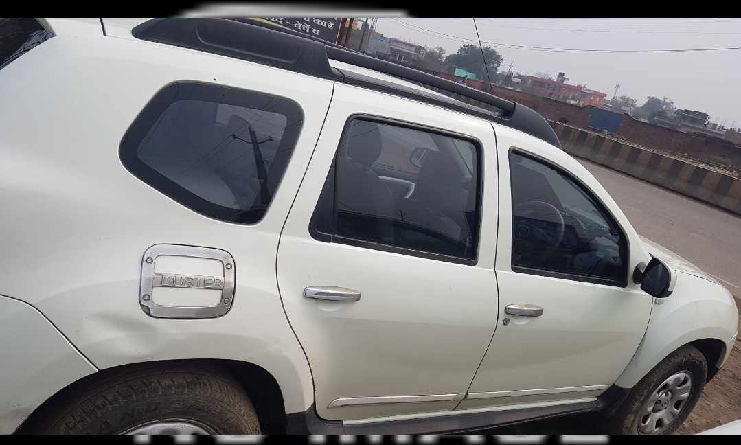2013 Used RENAULT DUSTER RXL