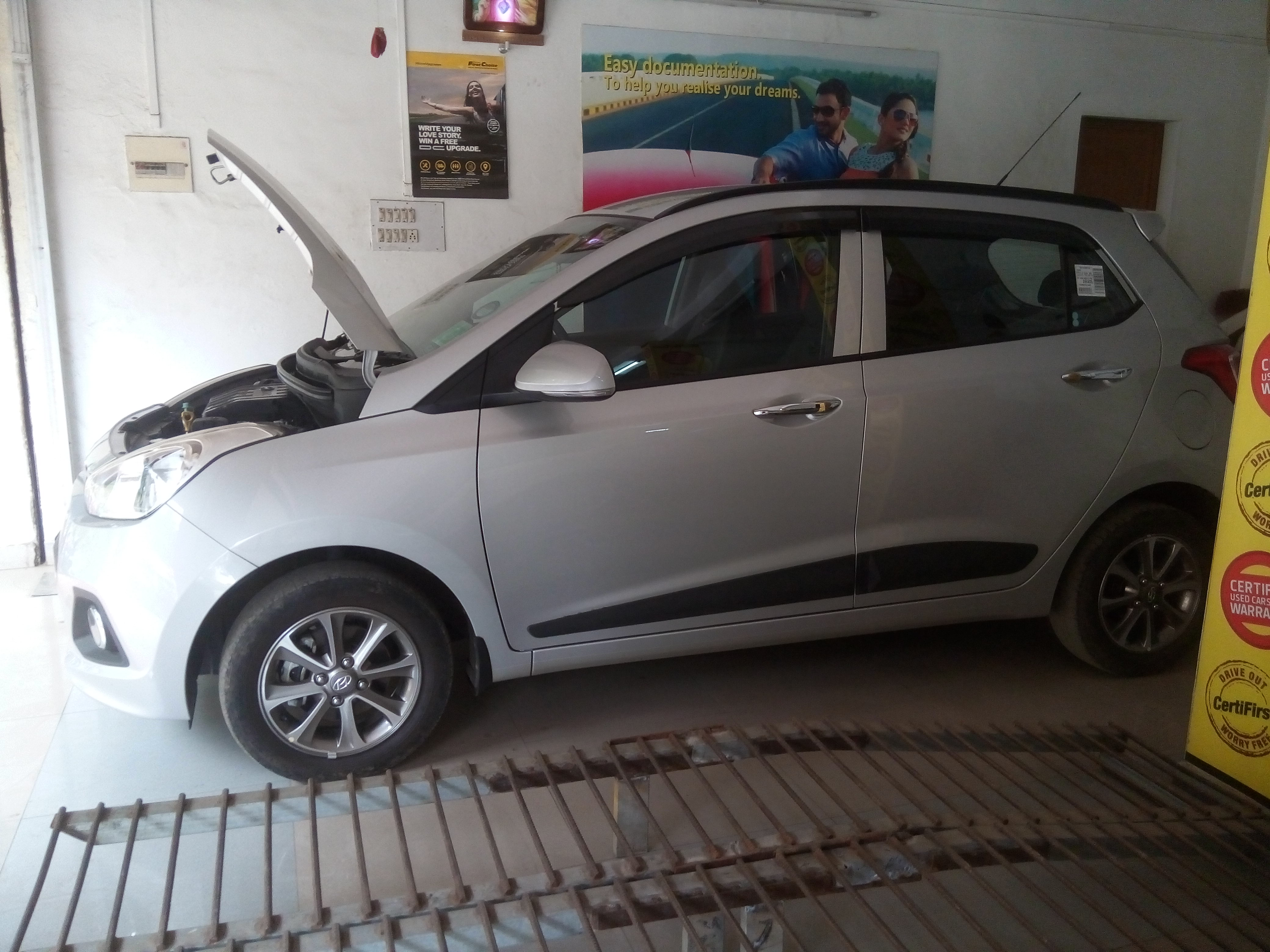 2015 Used Hyundai Grand I10 1.2 KAPPA ASTA O