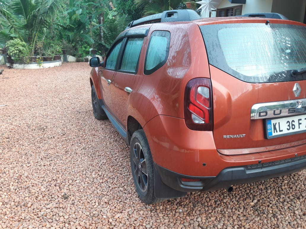 2016 Used Renault Duster 85 PS RXL