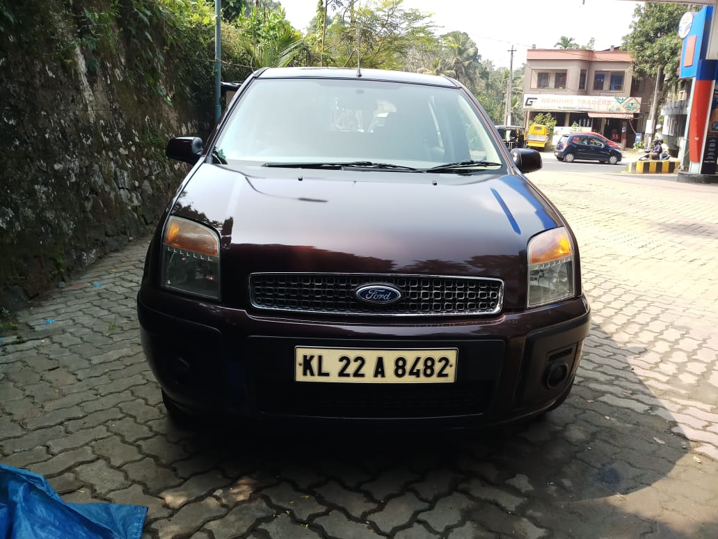 2009 Used Ford Fusion 1.4 TDCI DIESEL
