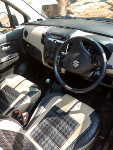2017 Used Maruti Suzuki Wagon R VXI AMT