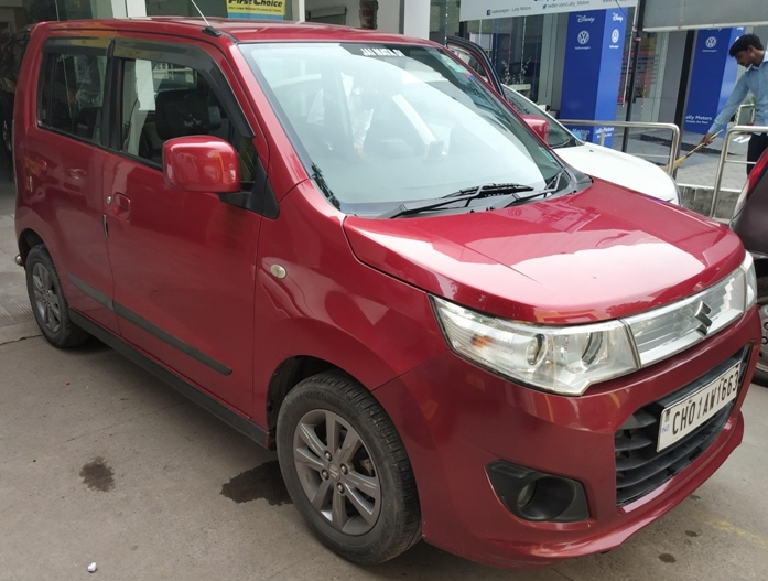 2013 Used Maruti Suzuki Wagon R Stingray VXI