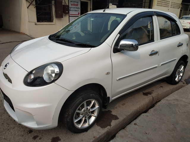 2014 Used Nissan Micra Active XL