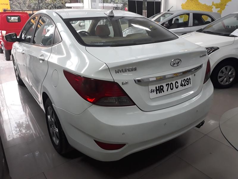 2012 Used Hyundai Verna FLUIDIC 1.6 EX CRDI