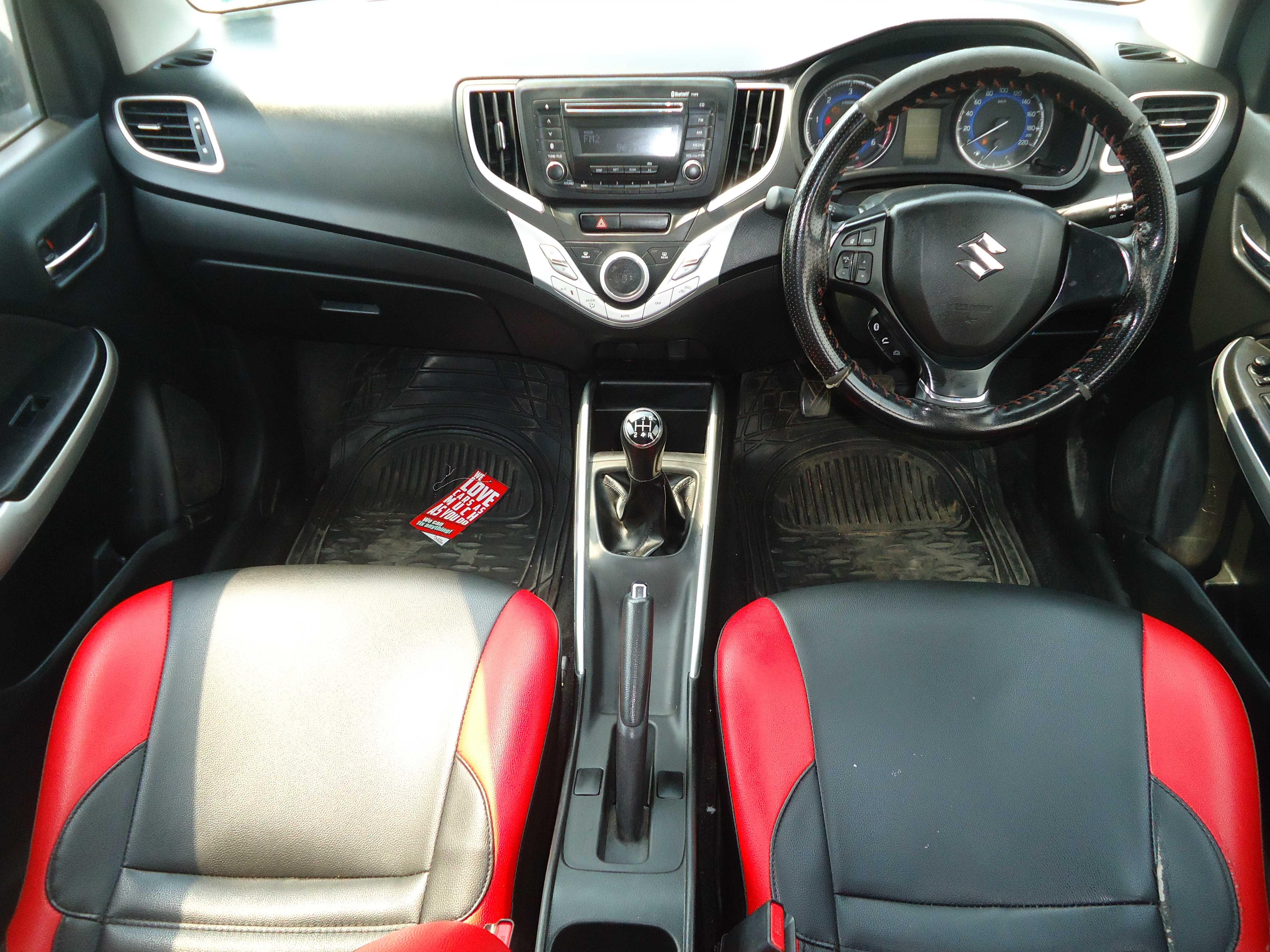 2016 Used Maruti Suzuki Baleno DELTA (D)