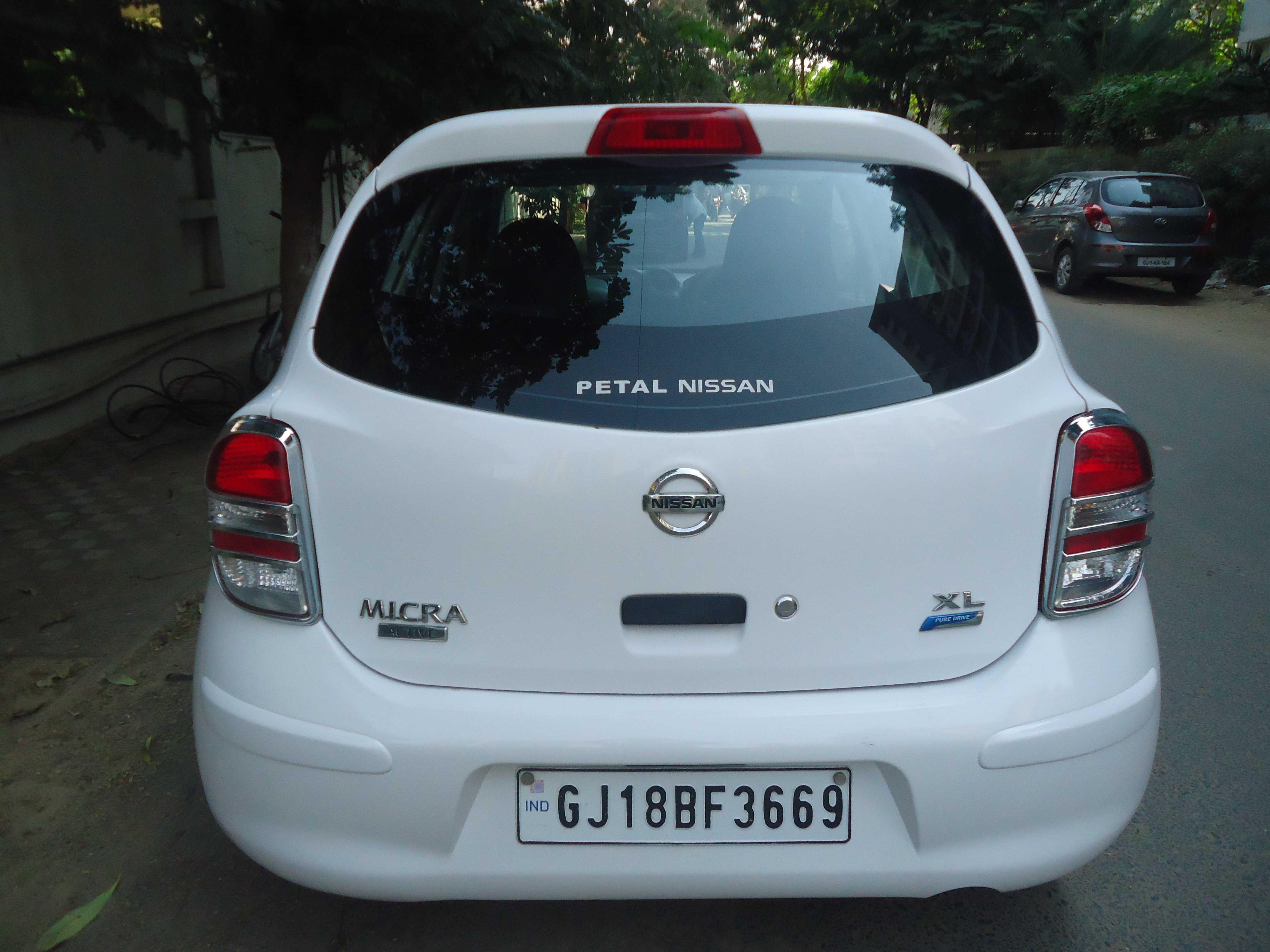 2016 Used Nissan Micra XL PETROL