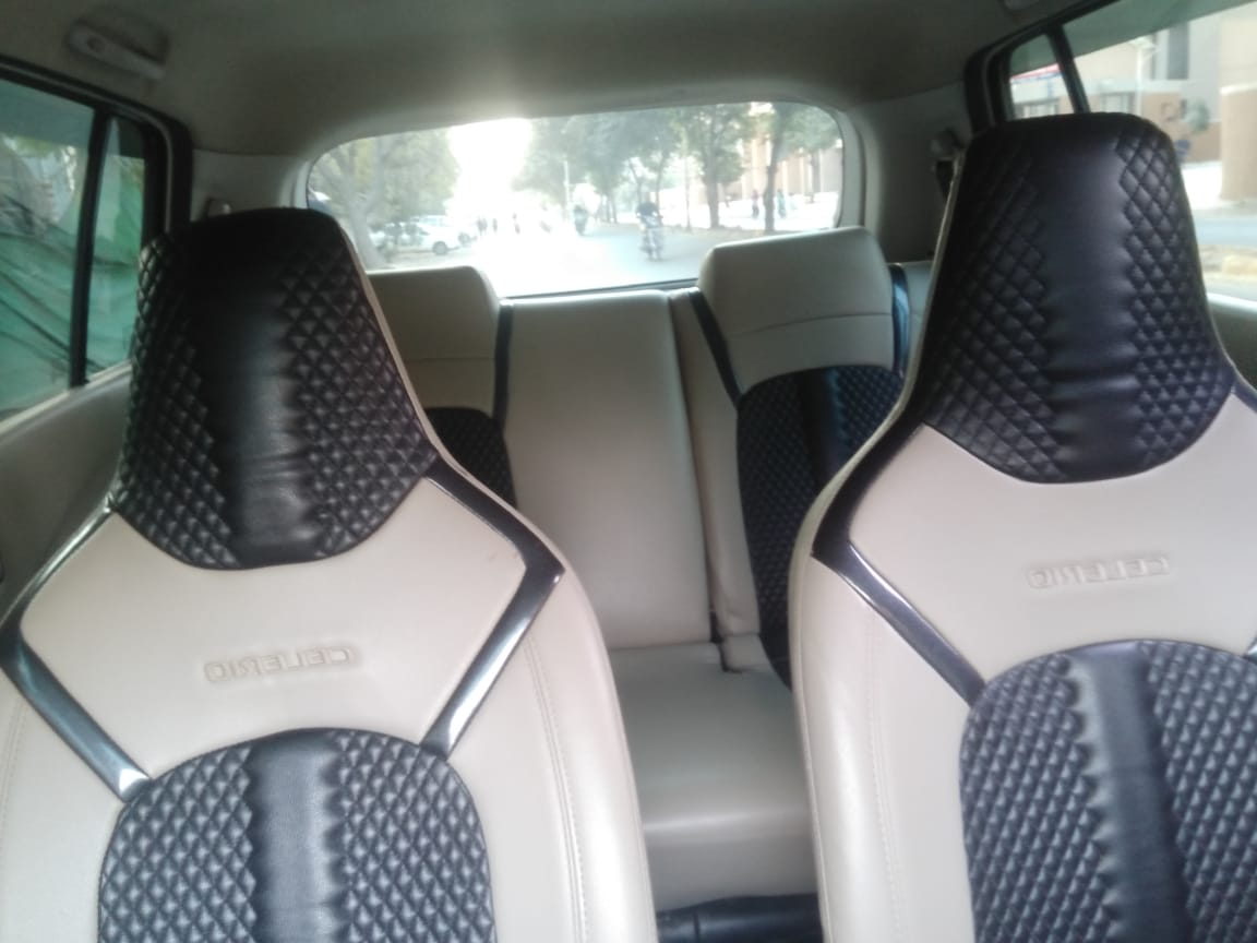 2015 Used Maruti Suzuki Celerio VXI AT