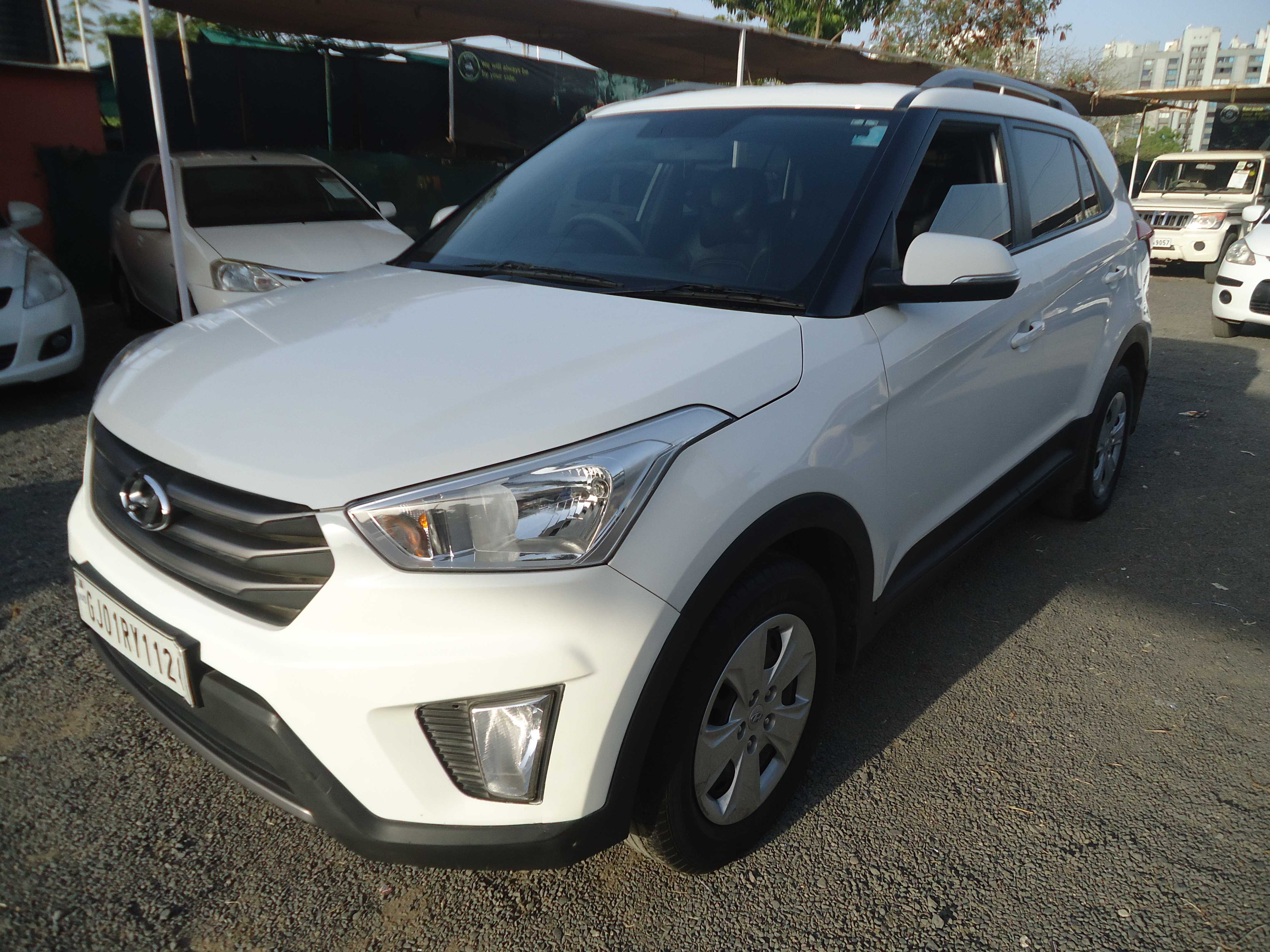 Used Hyundai Creta In Ahmedabad Used Cars In Ahmedabad Mahindra