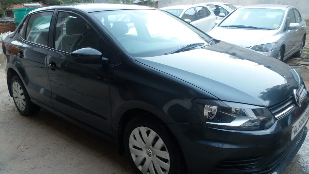 2017 Used Volkswagen Ameo COMFORTLINE PETROL