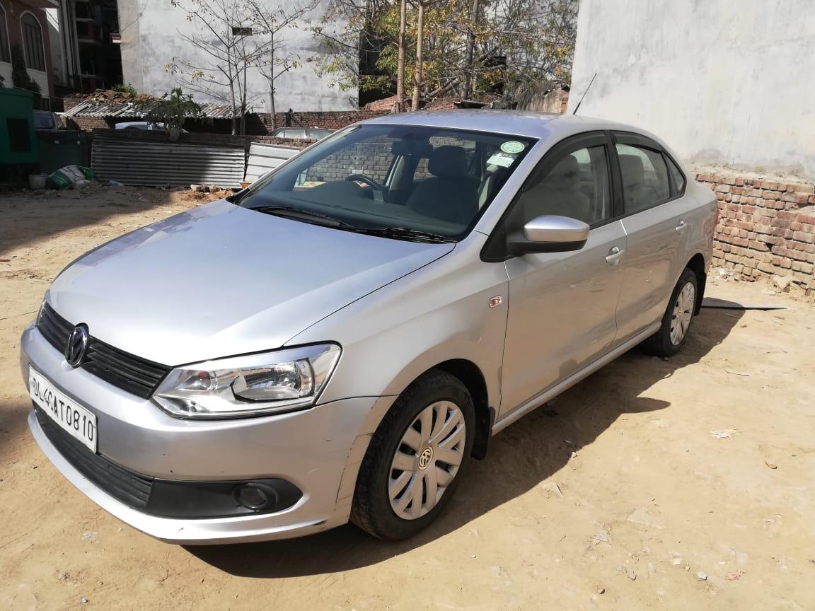 2013 Used Volkswagen Vento COMFORTLINE MT PETROL