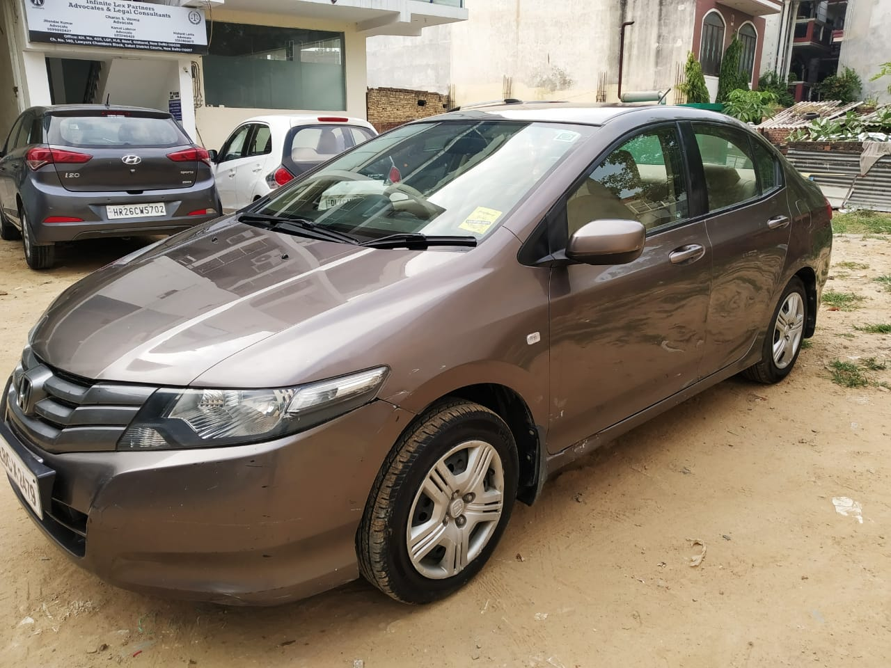 2011 Used HONDA CITY 1.5 S MT