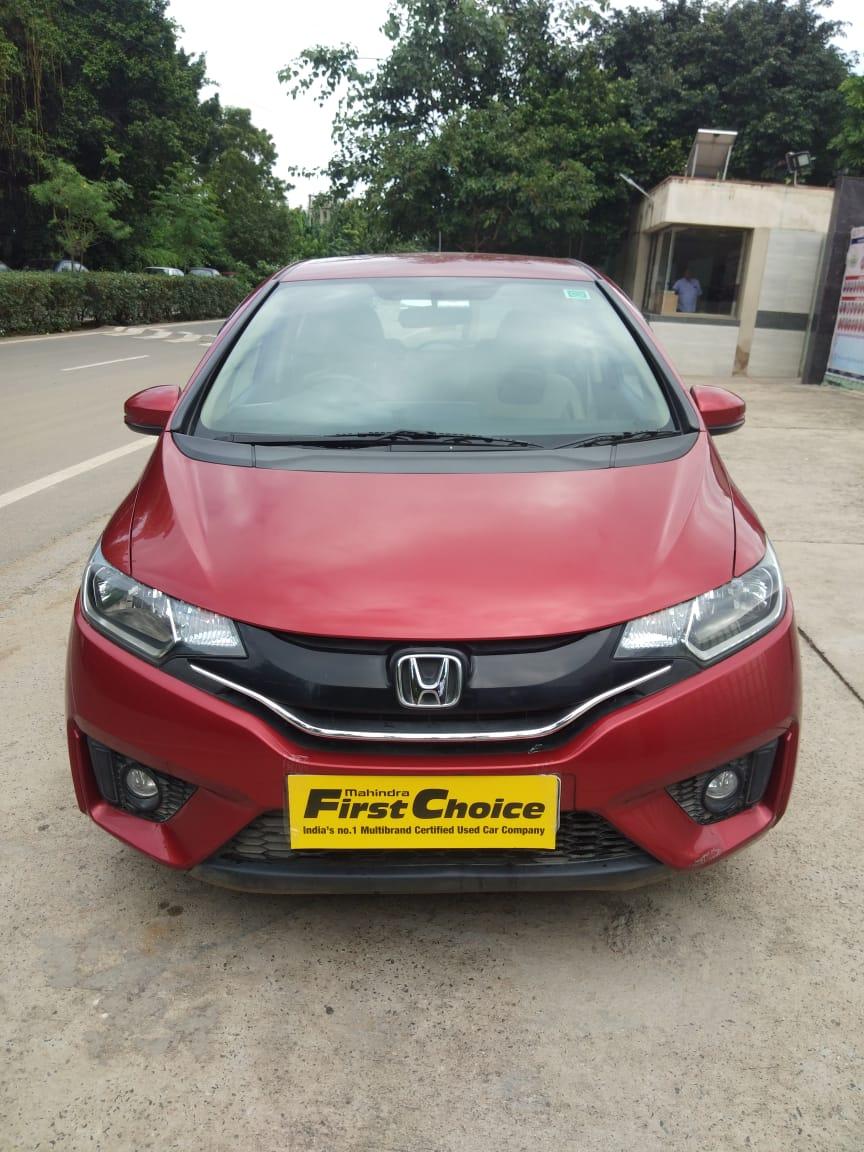 2019 Used Honda Jazz 1.2 V AT I VTEC PRIVILEGE