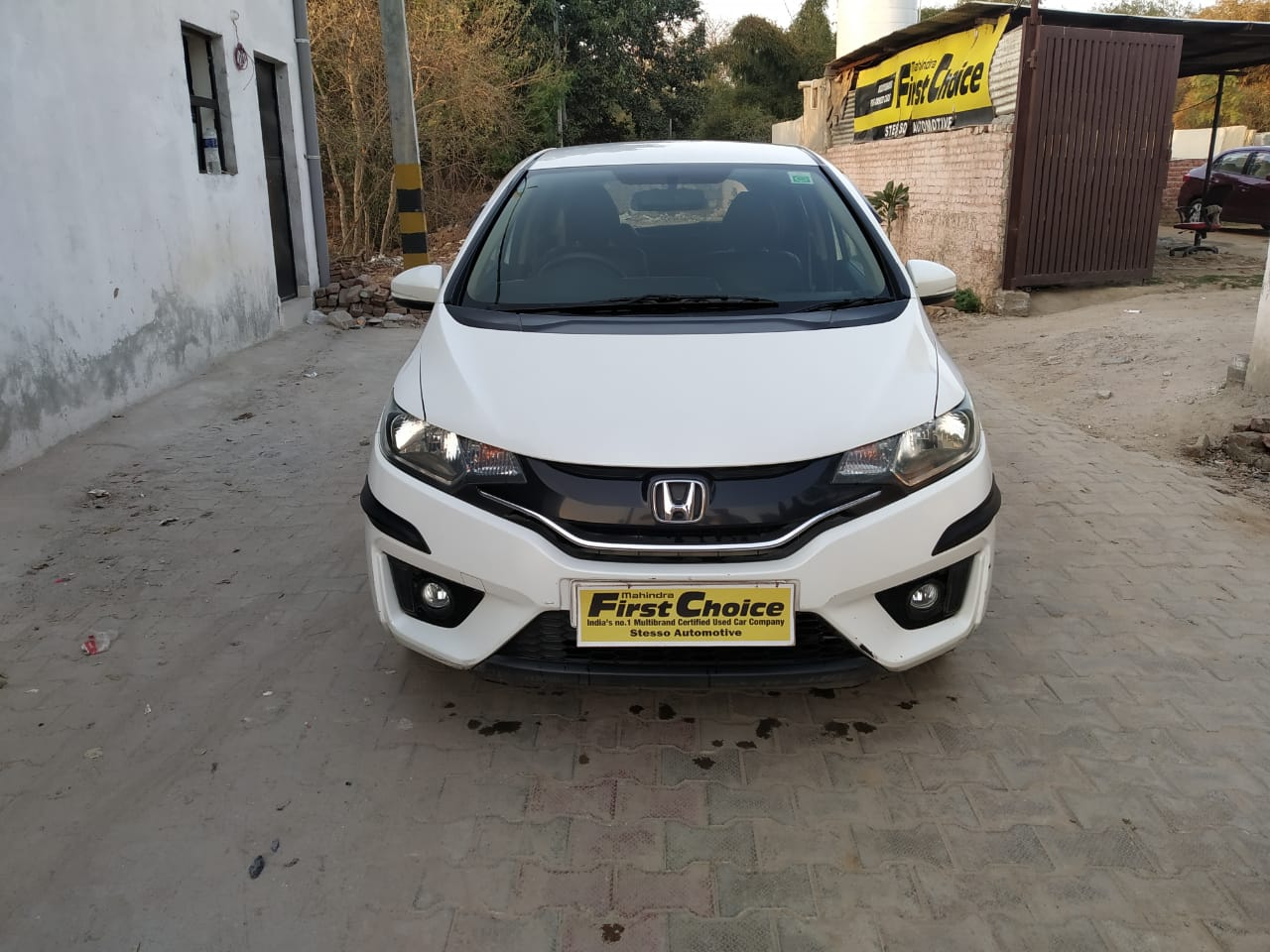 2016 Used Honda Jazz 1.2 SV I VTEC