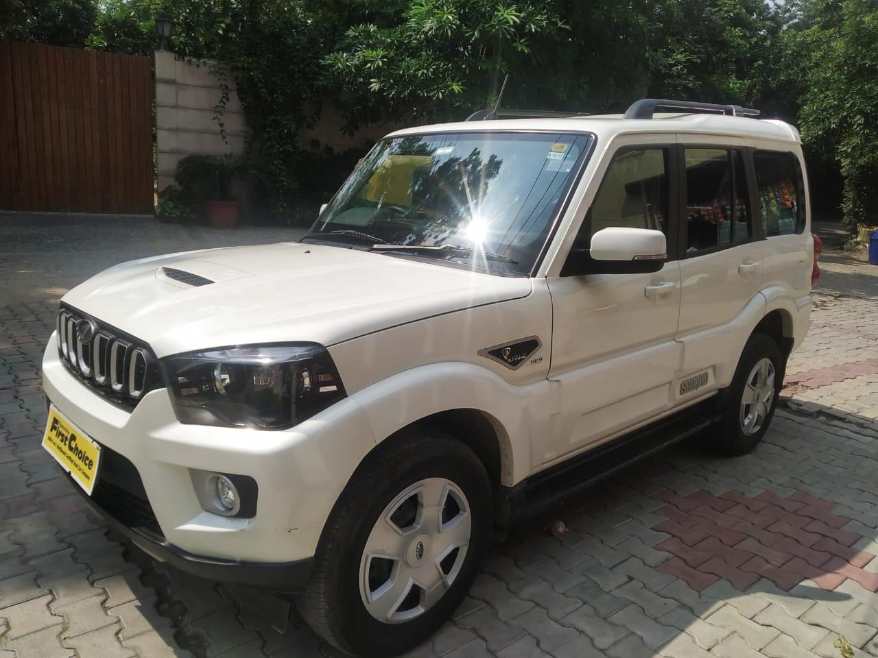 2019 Used Mahindra Scorpio S9 2WD