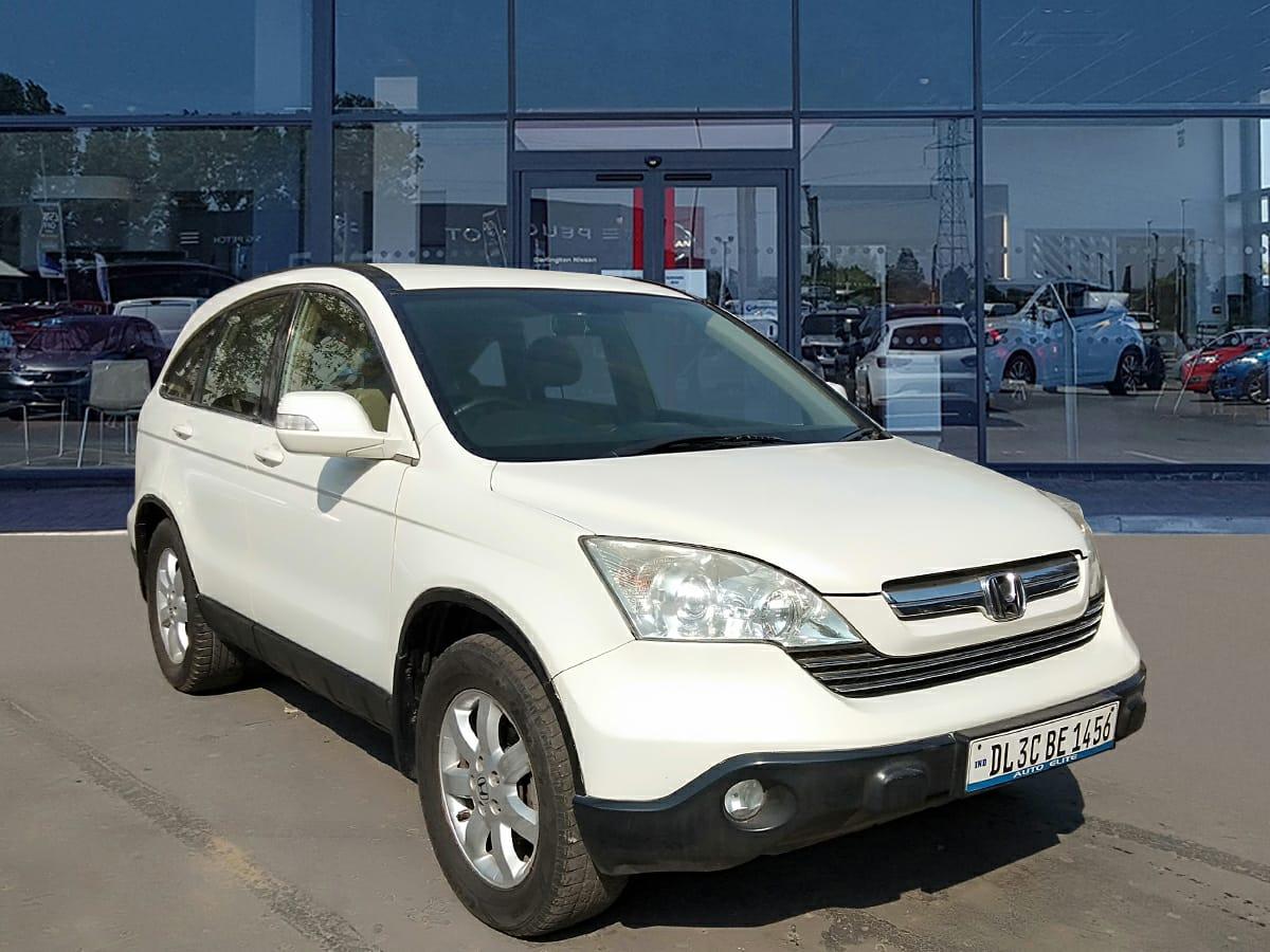 2008 Used HONDA CRV 2.0 2WD