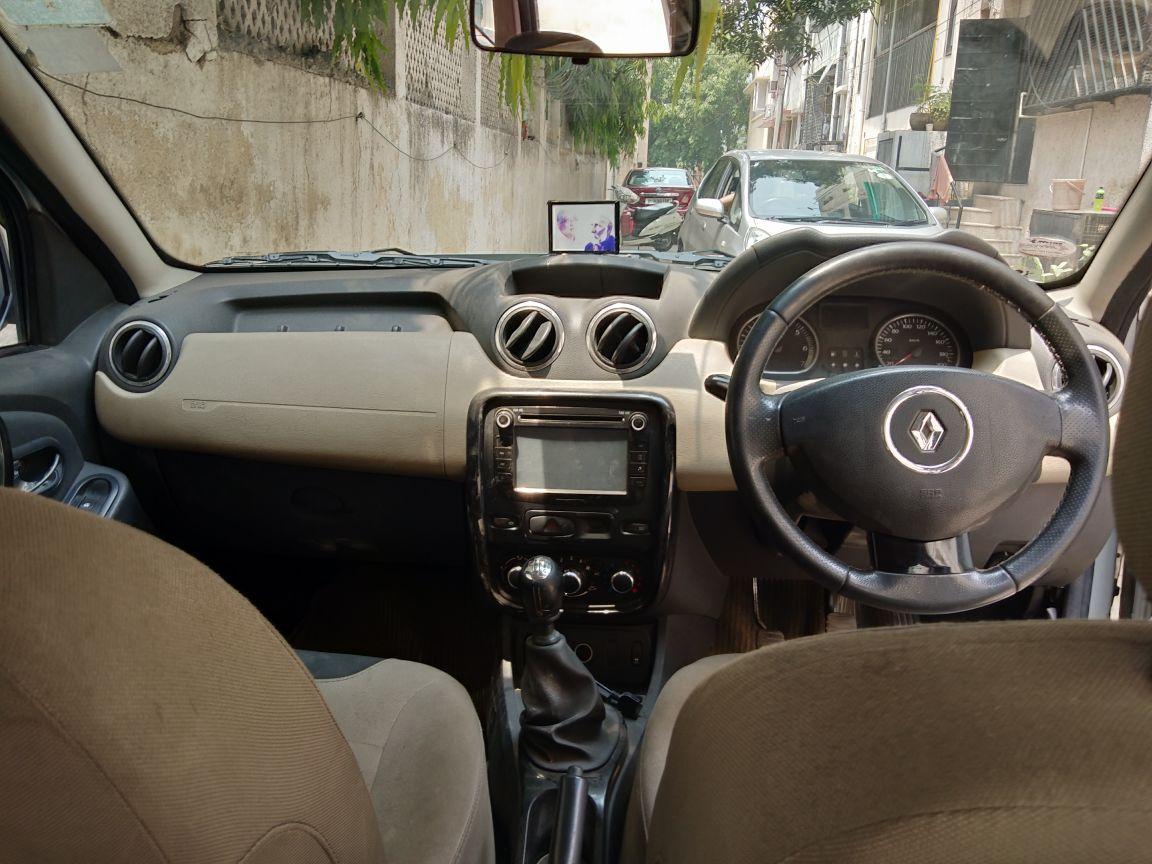 2013 Used Renault Duster RXZ DIESEL 110