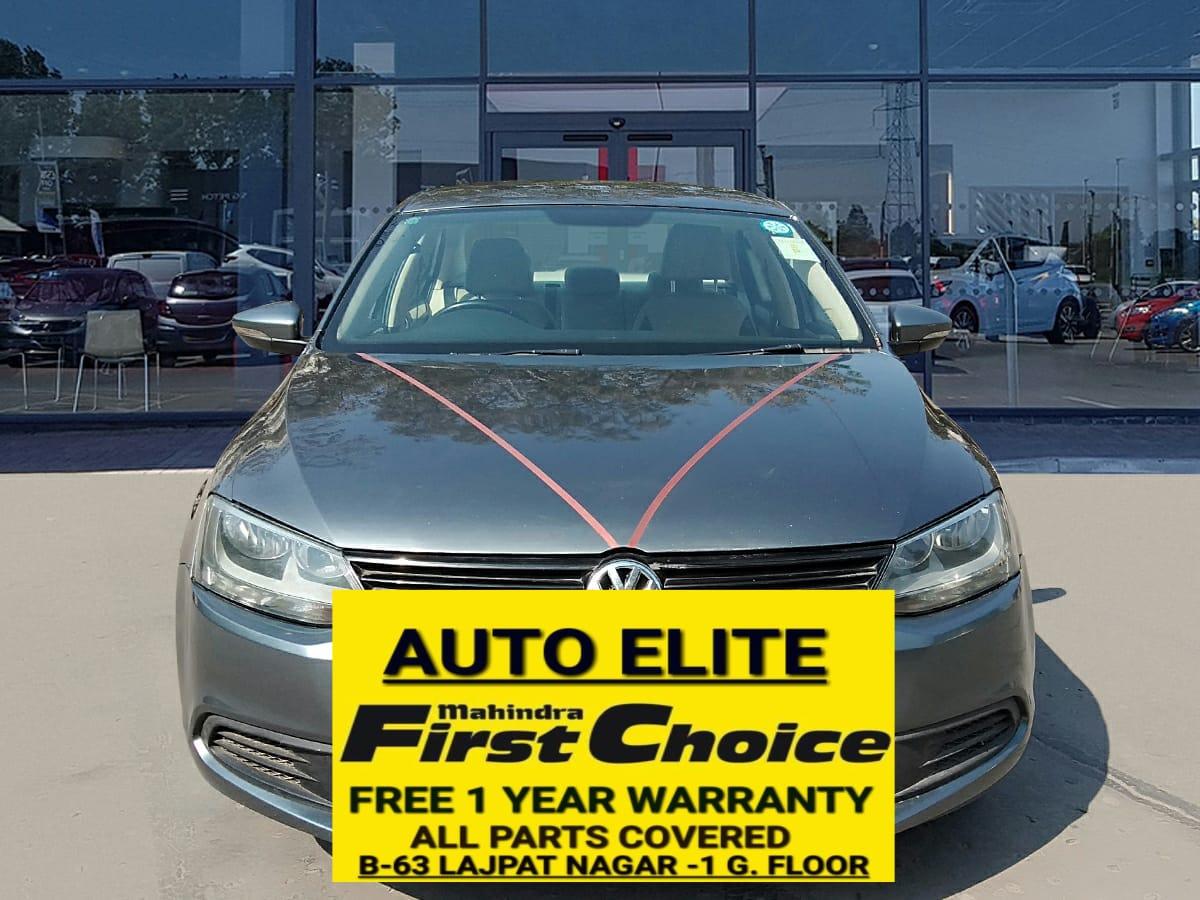 2012 Used Volkswagen Jetta TRENDLINE 2.0L TDI