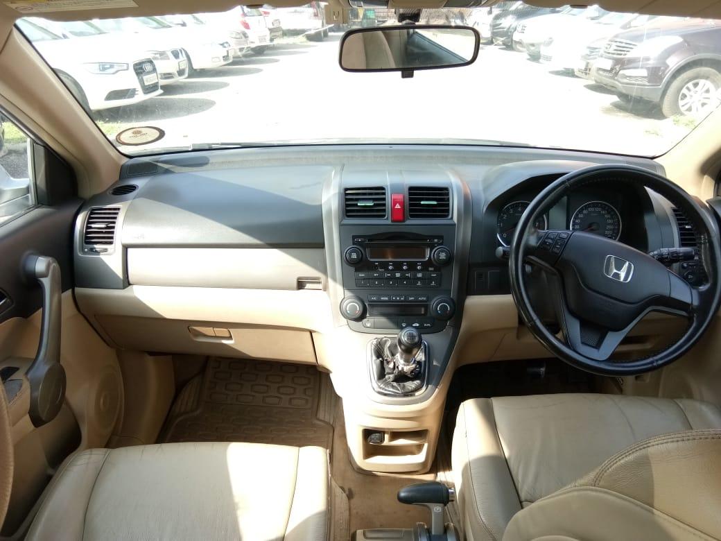 2007 Used HONDA CRV 2.4 MT