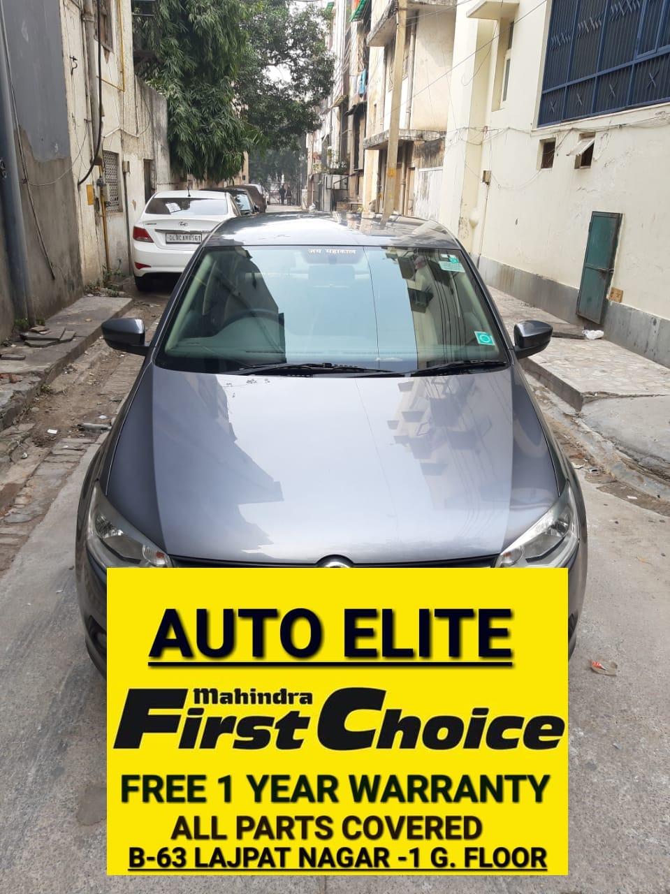 2013 Used Volkswagen Vento COMFORTLINE PETROL