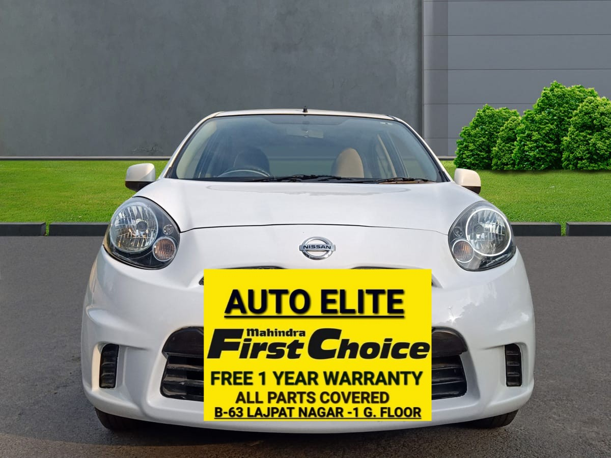 2014 Used NISSAN MICRA ACTIVE XV