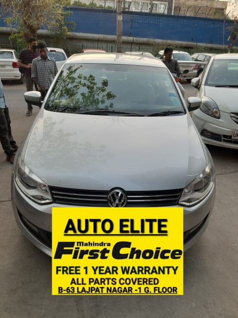 2010 Used VOLKSWAGEN POLO HIGHLINE1.2L PETROL