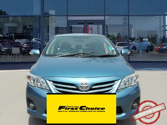 2011 Used TOYOTA COROLLA ALTIS 1.8 G