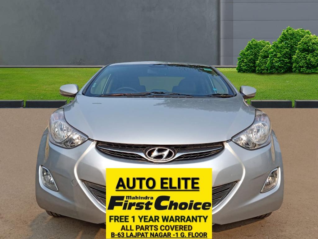2014 Used Hyundai New Elantra 1.8 SX AT