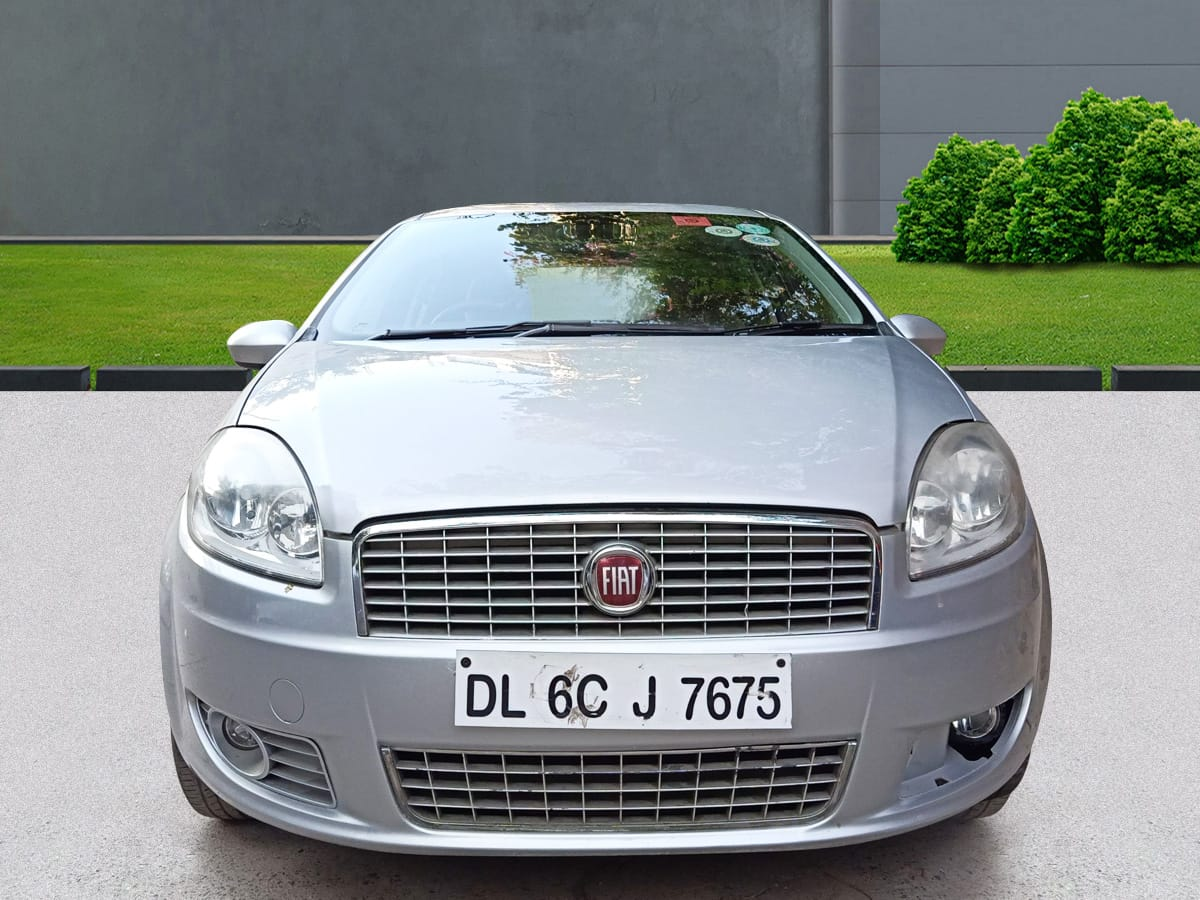 2009 Used Fiat Linea EMOTION 1.3
