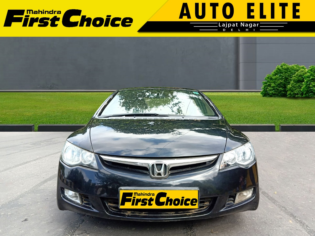 2008 Used Honda Civic 1.8V AT