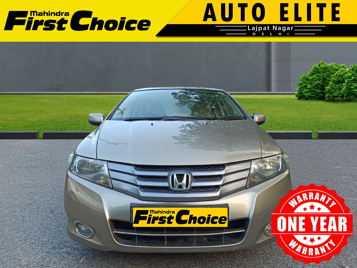 2011 Used HONDA CITY 1.5 V MT