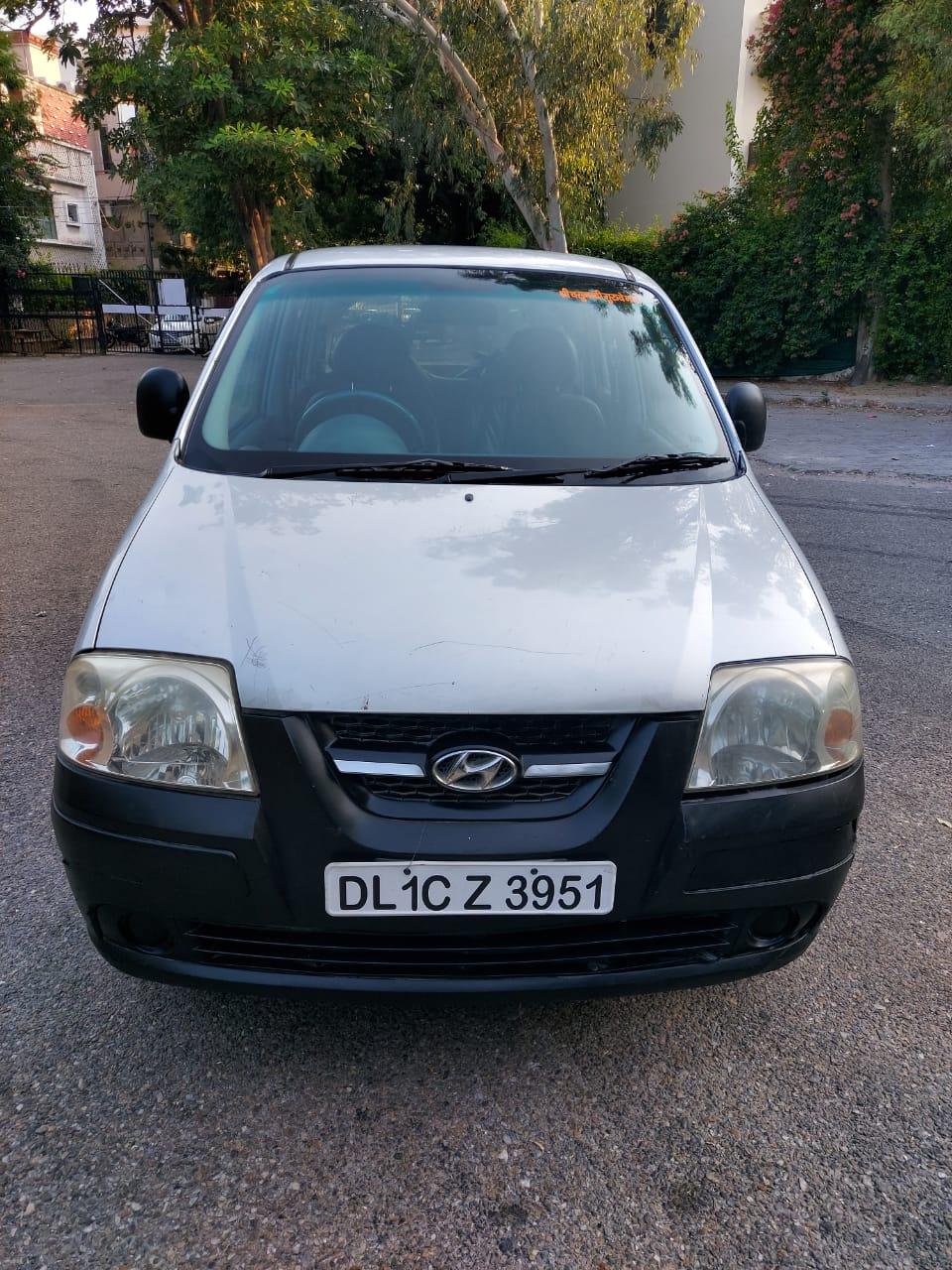 2006 Used Hyundai Santro Xing XL ERLX EURO II