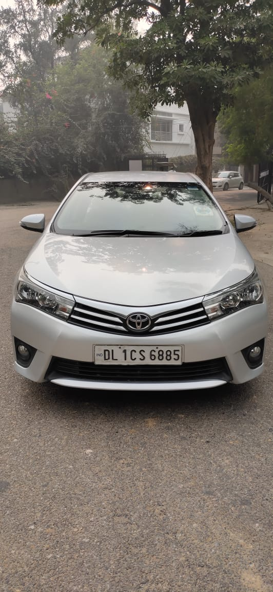 2014 Used TOYOTA COROLLA ALTIS 1.8 G AT